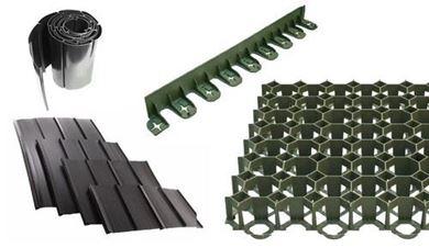 Bild für Kategorie Protikoreninske zaščite, povozne plošče, robniki, drenažne cevi