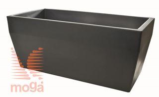 Picture of Lonec Foglia |Črna|FI max: 84,4 cm x V: 100,7cm|