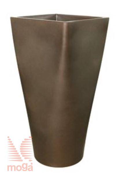 Lonec Auriga |Bronasta|D: 50/42 cm x Š: 50/42 cm x V: 100/25 cm|