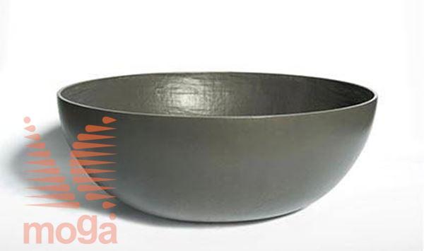 Lonec Bonsai |Antracit|FI: 112 cm x V: 40 cm|Vol: 350 L|