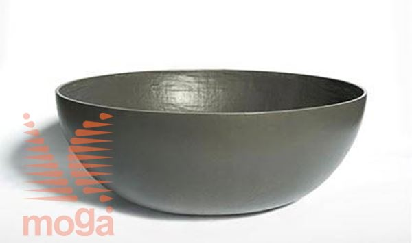 Lonec Bonsai |Antracit|FI: 138 cm x V: 50 cm|Vol: 620 L|