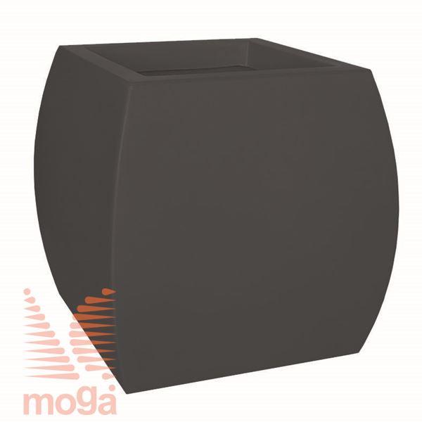 Lonec Boote |Antracit|D: 50/34 cm x Š: 50/34 cm x V: 50 cm|
