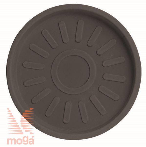 Podstavek Cratere - okrogel |Antracit|FI: 36/31,5 cm|za lonec vol: 39 L|