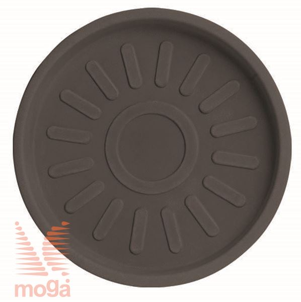 Podstavek Cratere - okrogel |Antracit|FI: 46/41 cm|za lonec vol: 91 L|