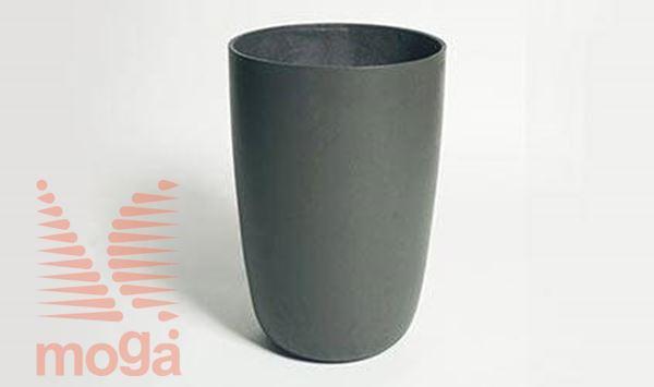 Lonec Geisha |Antracit|FI: 44 cm x V: 65 cm|Vol: 85 L|