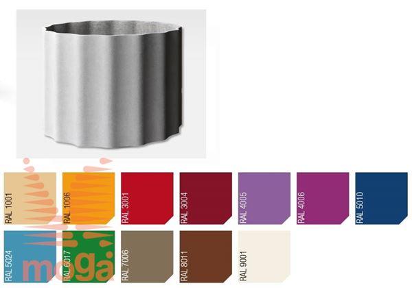 Lonec Kolonna |RAL|FI: 80 cm x V: 70 cm|