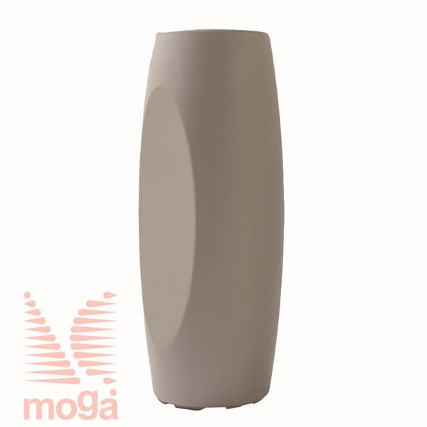 Lonec Lince - okrogel |Golobje siva|FI: 32/26 cm x V: 100/25 cm|
