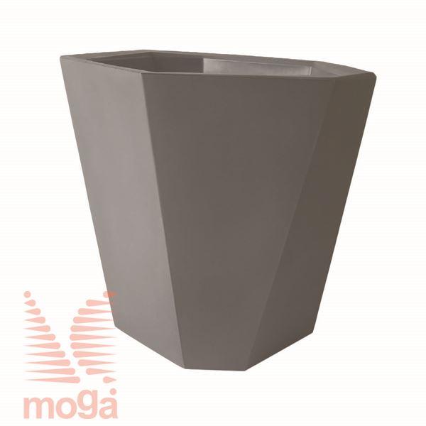 Lonec Rock |Golobje siva|FI: 105,4/87 cm x V: 104,4 cm|