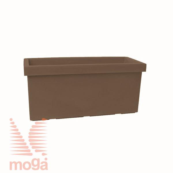 Lonec Sagitta |Bronasta|D: 80/74 cm x Š: 35/28,5 cm x V: 34 cm|Vol: 70 L|