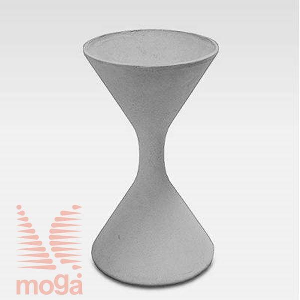 Lonec Spindel |Siva|FI: 37 cm x V: 60 cm|Vol: 7 L|