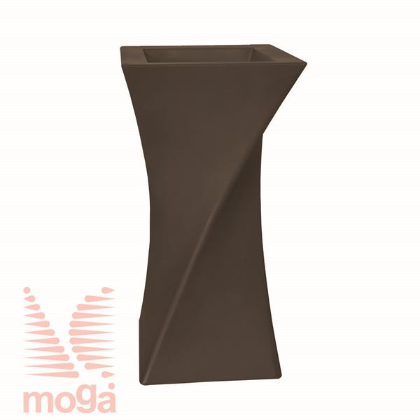 Lonec Triangolo |Bronasta|D: 44/31 cm x Š: 44/31 cm x V: 80/20 cm|