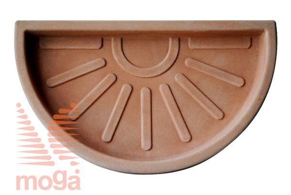 Podstavek Vela - polkrožen |Siena|FI: 42 cm|za lonec vol: 47 L|