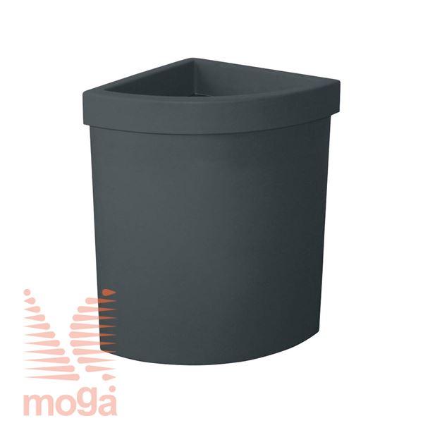 Lonec Vela - trikoten |Antracit|D: 50 x Š: 36 cm x V: 56 cm|Vol: 47 L|