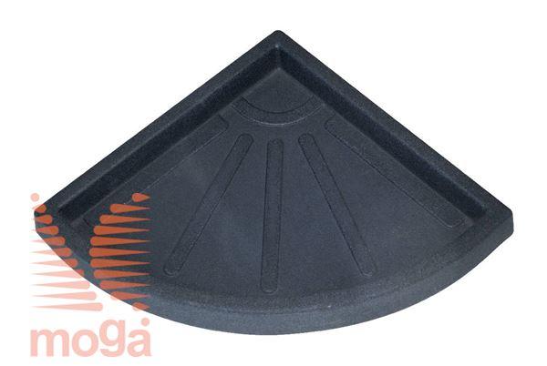 Podstavek Vela - trikoten |Antracit|FI: 31 cm|za lonec vol: 49 L|