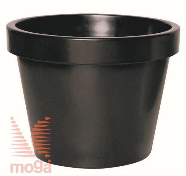 Lonec Venere |Črna|FI: 50/45 cm x V: 38 cm|Vol: 48 L|