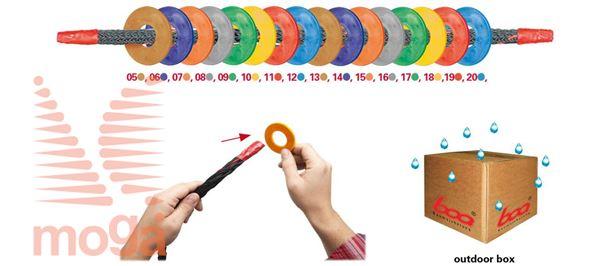 Boa barvno kodiran UV stabilni disk |20 kos|