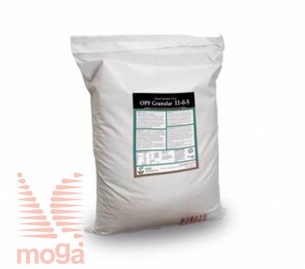 OPF granular |Gnojilo na rastlinski bazi|NPK: 11-0-5|25 kg|PHC|