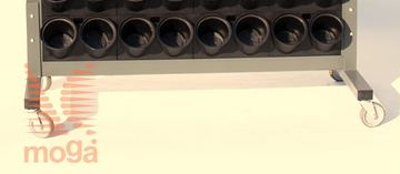 Slika Kolesa za enostr./obojestr. zeleno steno ALU s Pixel PG14 |2x9|3x9|4x9|4 kos|