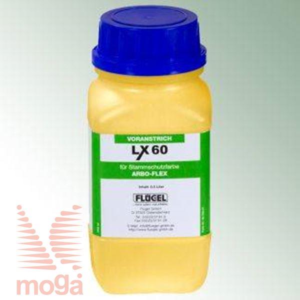 LX60 osnovni premaz za zaščito debel dreves |1l|