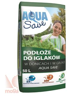 Substrat za iglavce Aquasave Sterlux |50l|