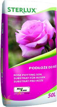 Substrat za vrtnice Sterlux |50 L|