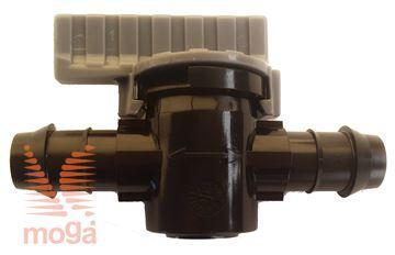 Kroglični ventil narivni |FI: 17 mm x FI: 17 mm|
