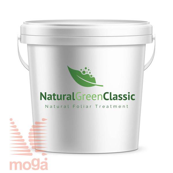 Natural Green Classic |100% naravno foliarno gnojilo|5 kg|PHC|