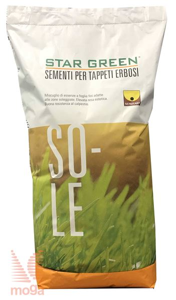 Travna mešanica za sončne lege B/S 101 SOLE |10 kg|