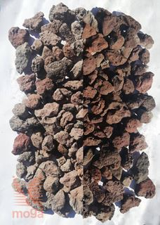 Vulkanska kamnina - Lava - Lapillo|Rjava|10-16 mm|30 kg|33l|