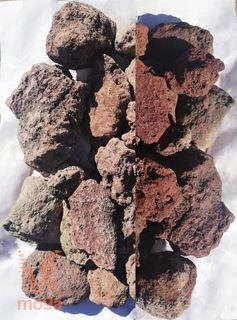 Vulkanska kamnina - Lava - Lapillo|Rjava|20-70 mm|30 kg|33l|