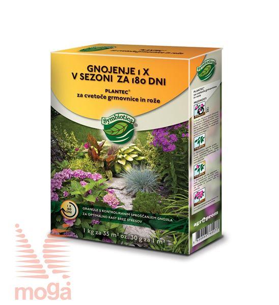Plantec |Mineralno gnojilo za cvetoče rastline|NPK: 15:15:15|1 kg|