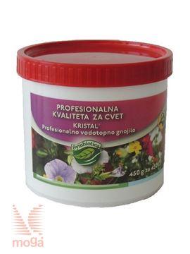 Slika Kristal |Mineralno gnojilo za cvetoče rastline|NPK: 15-5-30|450 g|