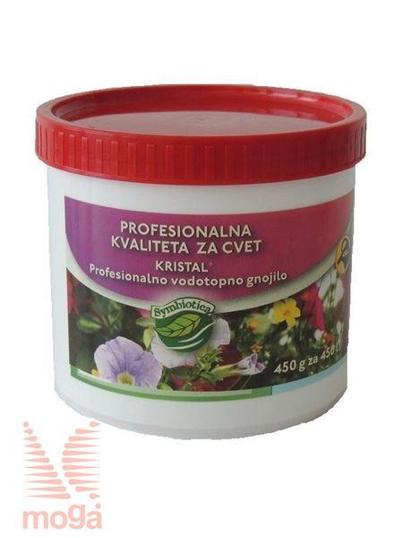 Kristal |Mineralno gnojilo za cvetoče rastline|NPK: 15:5:30|450 g|