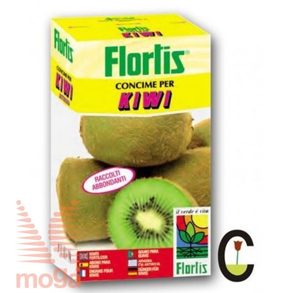 Picture of Flortis |Gnojilo za kivi|NPK: 10:17:18|1 kg|