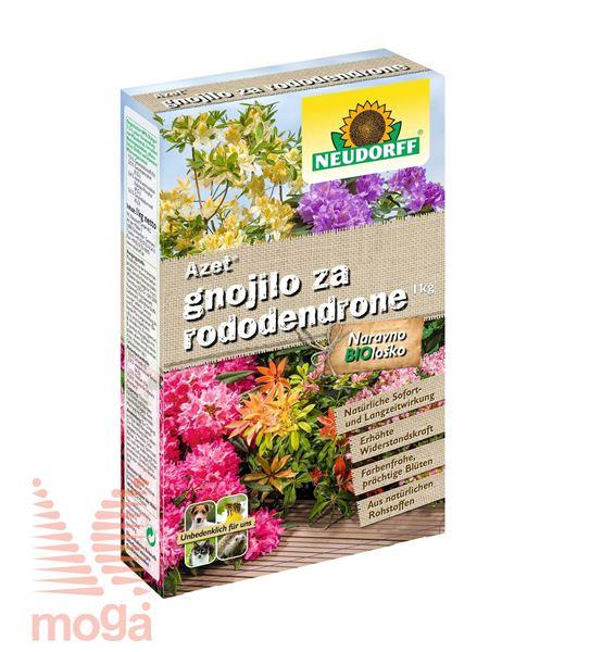 Azet |Organsko gnojilo za rododendrone|NPK: 7:3:5|1 kg|