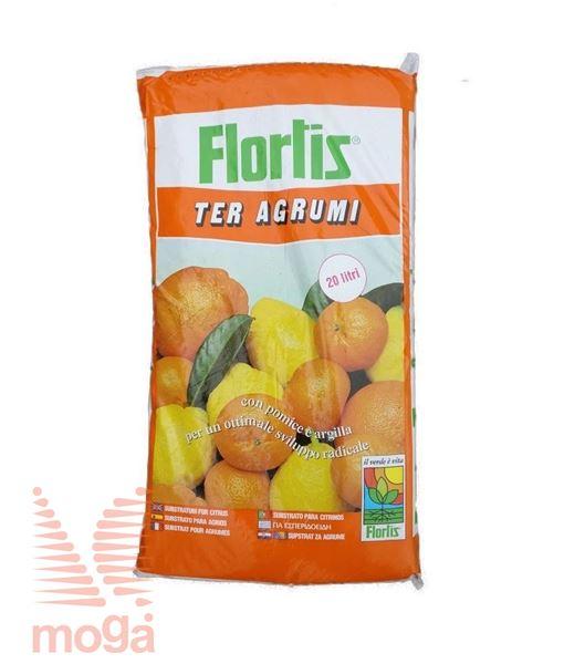 Bild von Substrat za citruse Flortis |20 L|