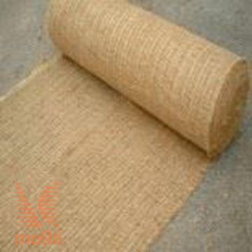 Slika Kokosova tkanina |Ojačana z PP mrežo|350 g|
