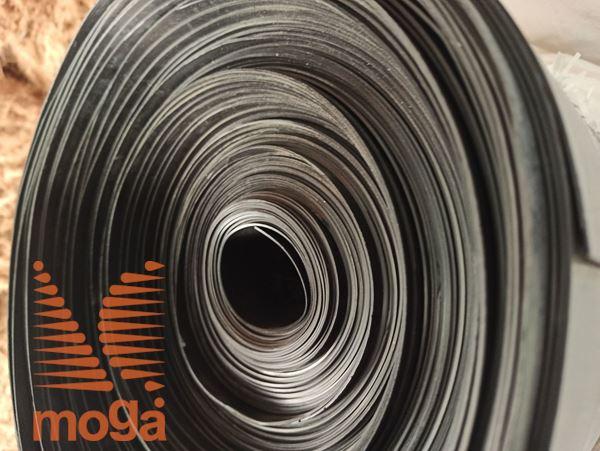 Protikoreninska zaščita-Pregrada za korenine|Črna|100% virgin HDPE|1mm|