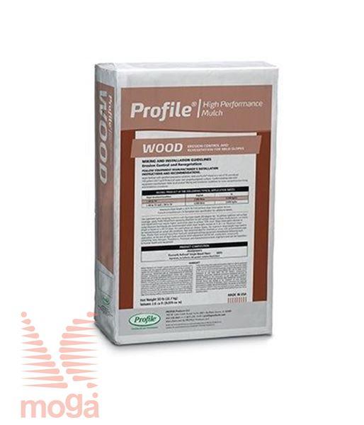 Bild von Profile® Wood |Lesna vlakna - mulč|22,7 kg|