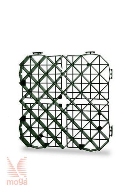 Picture of Travna plošča/rešetka z opcijo DripLine SAB Zelena D:39,5cm x Š:39,5cm x V:5cm 