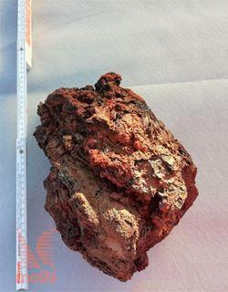 Picture of Vulkanska kamnina - Lava - Lapillo|Rjava|Skala S|cca. 200-400mm|