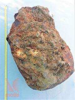 Picture of Vulkanska kamnina - Lava - Lapillo|Rjava|Skala XL|cca. 800-1000mm|