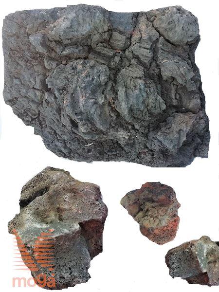Picture of Vulkanska kamnina - Lava - Lapillo|Črna|Skala|