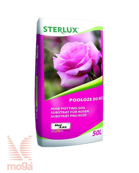 Picture of Substrate for roses Sterlux |50 L|