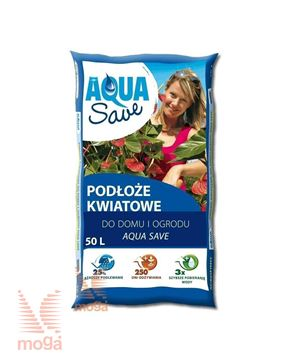 Picture of Substrat za cvetoče rastline Aqua Save