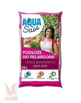 Picture of Substrate for balcony flowers Aqua Save |50 L|