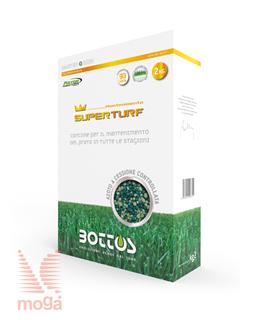Picture of Gnojilo Master Green Super Turf|Za regeneracijo obstoječe trate|NPK 24-6-9|2kg|