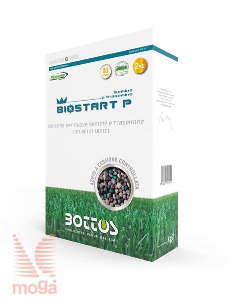 Bild von Gnojilo Master Green Biostart P|Pospešeno klitje trav. semena|