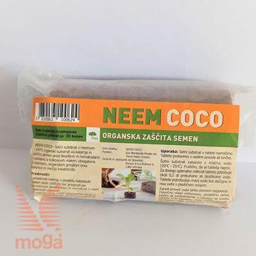 Slika Neem Coco |Šotne tablete|100 % organski substrat za kaljenje|20 kos|