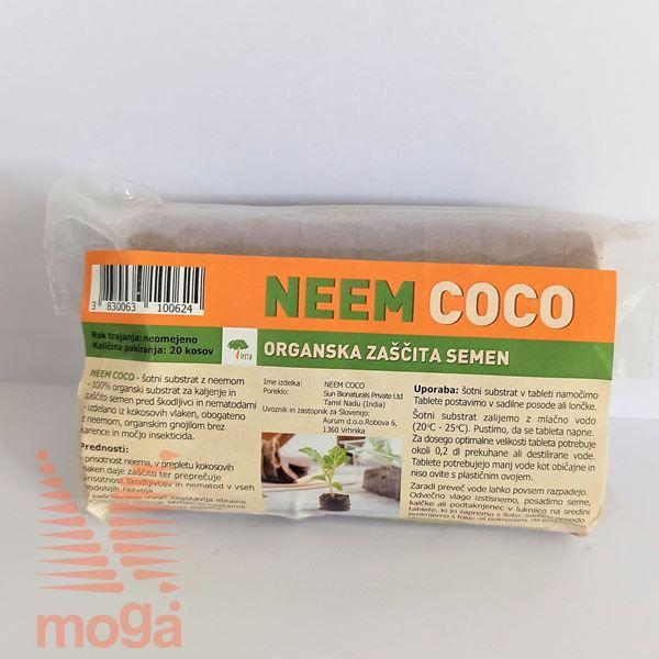 Bild von Neem Coco |Šotne tablete|100 % organski substrat za kaljenje|20 kos|
